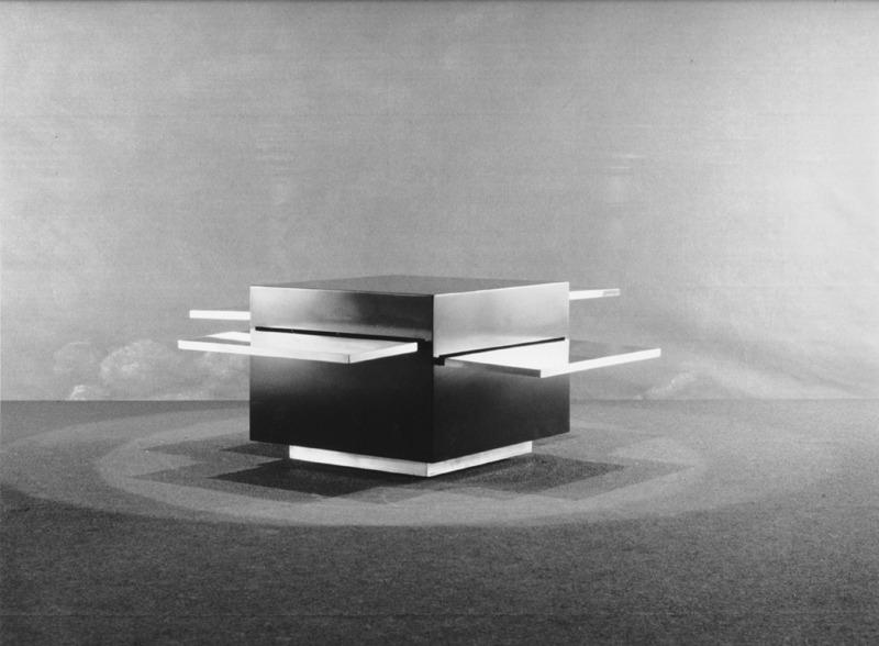 Cubo Magico, 1970