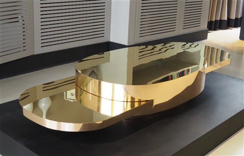 New Bronze Age 2016  Ellisse Brass, bronze