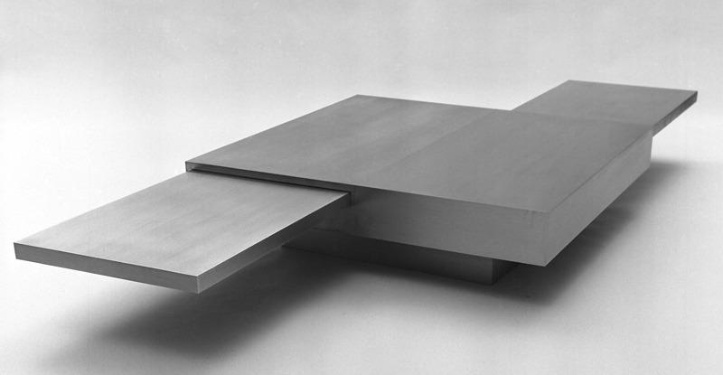 Tavolo Dama, 1970
